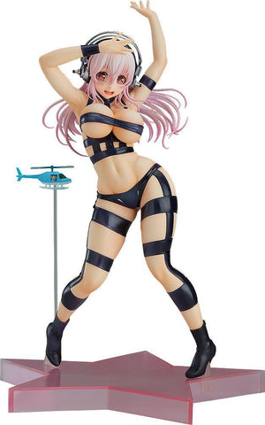 Super Sonico: Hot Limit Ver. 1/7 Scale Figure Free Expedited Shipping Good Smile Company