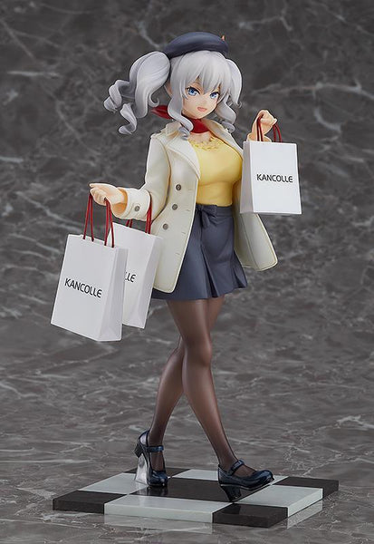 Kantai Collection -Kan Colle-: Kashima Shopping Mode Ver. 1/8 Scale Figure Pre-order Good Smile Company