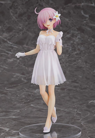 Fate/Grand Order: Shielder/Mash Kyrielight Heroic Spirit Formal Dress Ver. 1/7 Scale Figure Pre-order Good Smile Company