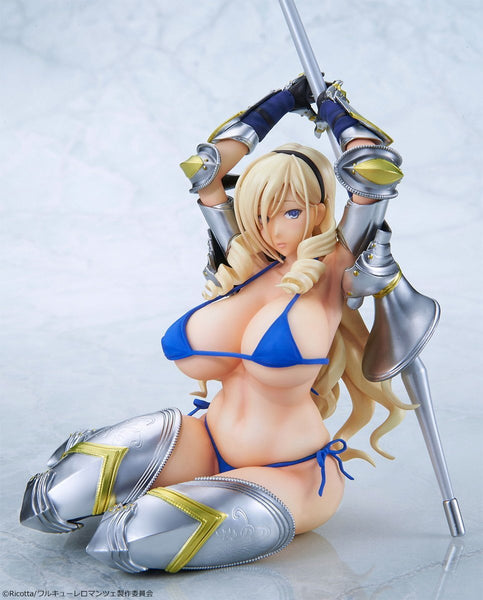 Walkure Romanze: Celia Cumani Aintree End Card Ver. 1/7 Scale Figure Free Expedited Shipping Q-SIX