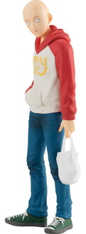 One Punch Man: Pop Up Parade Saitama Oppai Hoodie Ver. Non-Scale Figure Pre-order Good Smile Company