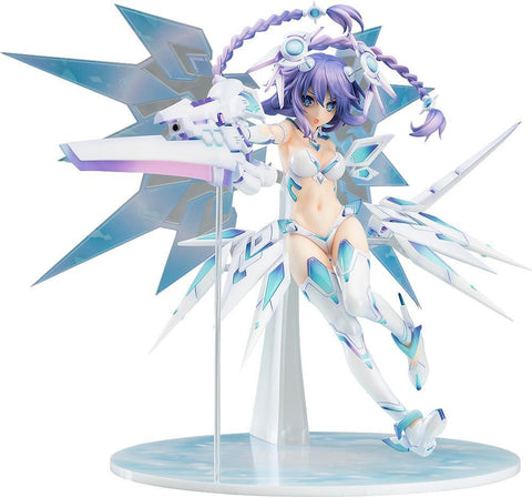 Hyperdimension Neptunia: Purple Heart Lilac Cool 1/7 Scale Figure Pre-order Good Smile Company