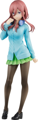 The Quintessential Quintuplets: Miku Nakano Pop Up Parade Prize Figure Pre-order Good Smile Company