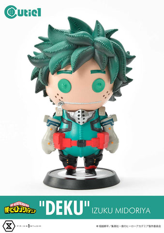 "My Hero Academia: Cutie-1 Izuku ""Deku"" Midoriya Vinyl Figure No Longer Available Prime 1 Studio"