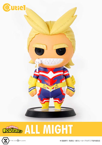 My Hero Academia: Cutie-1 All Might Vinyl Figure No Longer Available Prime 1 Studio
