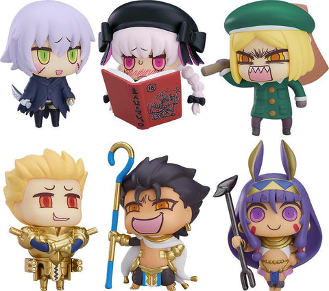 Fate/Grand Order: Learning With Manga! Fate/Grand Order Collectible Figures Episode 3 Trading Figure Good Smile Company