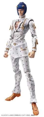 Jojo's Bizarre Adventure: Chozokado Bruno Bucciarati (re-run) Non-Scale Figure Pre-order Medicos Entertainment Co.