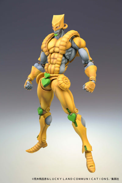 Jojo's Bizarre Adventure: Chozokado The World (re-run) Non-Scale Figure Pre-order Medicos Entertainment Co.