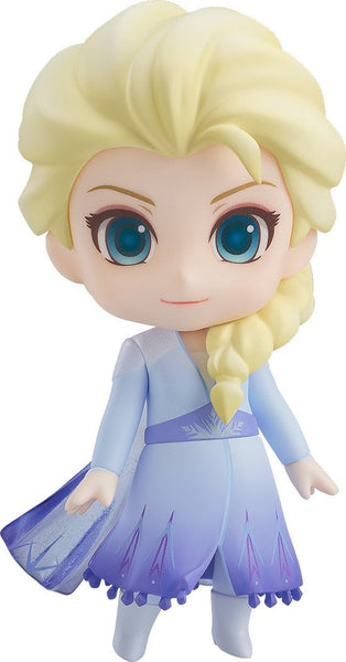 Nendoroid Elsa (Blue Dress Ver.): Disney Pre-order Good Smile Company