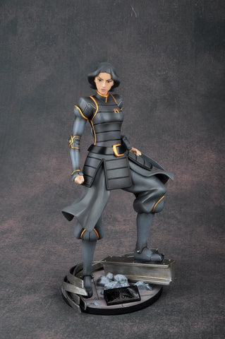 The Legend of Korra: Chief Beifong Non-scale Figure Kit Non-scale Figure Zwyer Industries