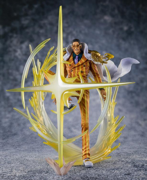 One Piece: FiguartsZero The Three Admirals Borsalino-Kizaru FiguartsZero Bandai
