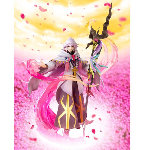 Fate/Grand Order: Bandai FiguartsZero Merlin (The Mage of Flowers) Non-Scale Figure Pre-order Bandai