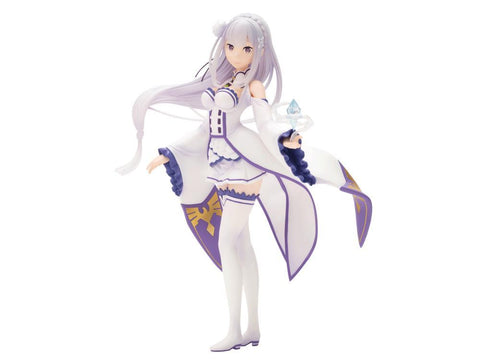 Re:ZERO: Emilia (Story Is To Be Continued) Bandai Ichiban Non-Scale Figure Pre-order Bandai