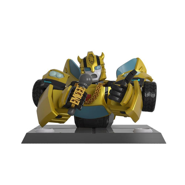 Transformers: Bumblebee (Transformers X Quiccs) Non-Scale Figure Pre-order Mighty Jaxx