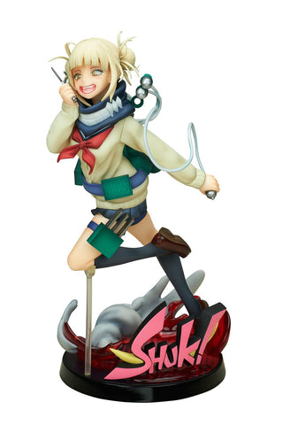My Hero Academia: Himiko Toga (re-run) 1/8 Scale Figure Pre-order Bellfine Co.