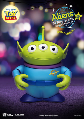 Toy Story: DAH-022 Toy Story Aliens Twin Pack Non-Scale Figure Pre-order Beast Kingdom