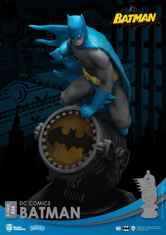 DC COMICS: D Stage 034-DC Comics-Batman Non-Scale Figure Pre-order Beast Kingdom