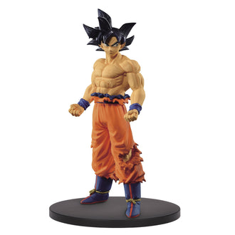 Dragon Ball Super: Creator x Creator -Son Goku- (A:Ultra Instinct -Sign-) Prize Figure Pre-order Banpresto