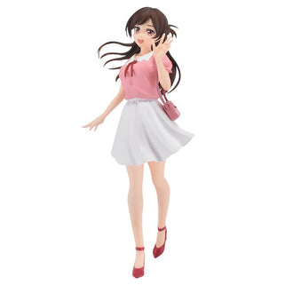 Rent-A-Girlfriend Chizuru Mizuhara Figure Pre-order Banpresto