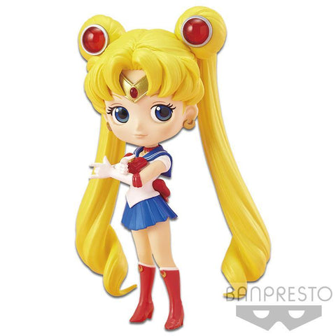 Pretty Guardian Sailor Moon Q posket-Sailor Moon- Pre-order Banpresto