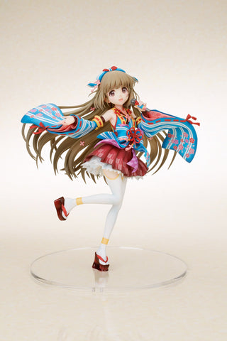 The Idolm@ster Cinderella Girls: Yoshino Yorita Wadatsumi no Michibikite Ver. 1/7 Scale Figure Pre-order Broccoli