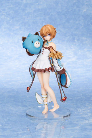 Hyperdimension Neptunia: Blanc Wake Up Version 1/8 Scale Figure Pre-order Broccoli