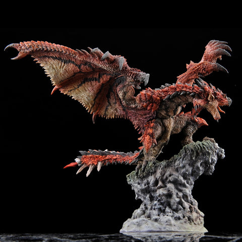 Monster Hunter: Capcom Figure Builder Creators Model Rathalos (re-run) Non-Scale Figure Pre-order CAPCOM