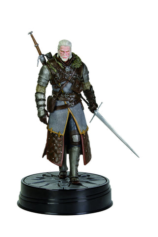 The Witcher 3 - Wild Hunt: Geralt Grandmaster Ursine Figure Pre-order Dark Horse Comics