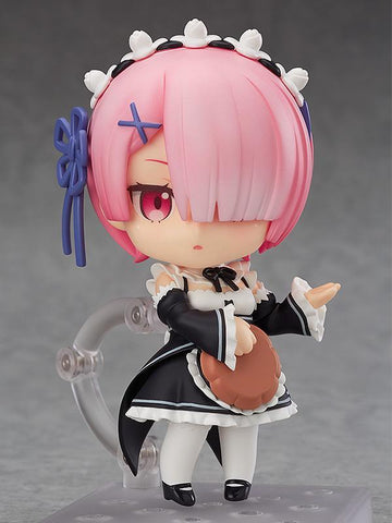 Nendoroid Ram (re-run): Re:Zero -Starting Life in Another World- Pre-order Good Smile Company