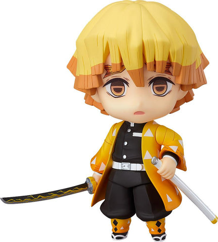 Nendoroid Zenitsu Agatsuma: Demon Slayer: Kimetsu no Yaiba Pre-order Good Smile Company