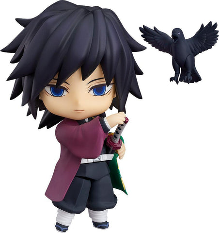 Nendoroid Giyu Tomioka: Demon Slayer: Kimetsu no Yaiba Pre-order Good Smile Company