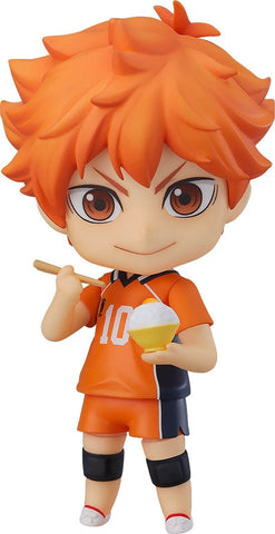 Nendoroid Shoyo Hinata The New Karasuno Ver.: Haikyu!! Pre-order Orange Rouge
