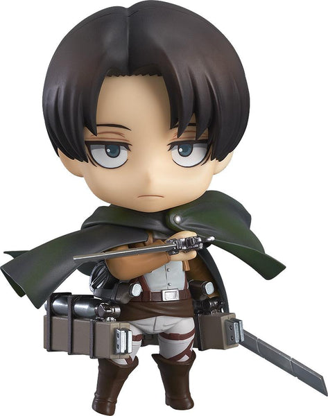 Nendoroid Levi (re-run): Attack on Titan Pre-order Good Smile Company