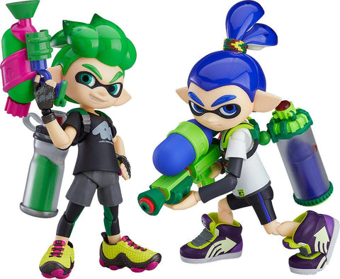 figma Splatoon Boy: DX Edition Pre-order Good Smile Company