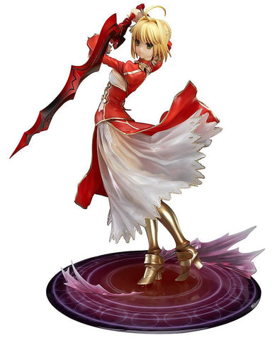 Fate/EXTRA: Saber Extra (re-run) 1/7 Scale Figure Pre-order Good Smile Company
