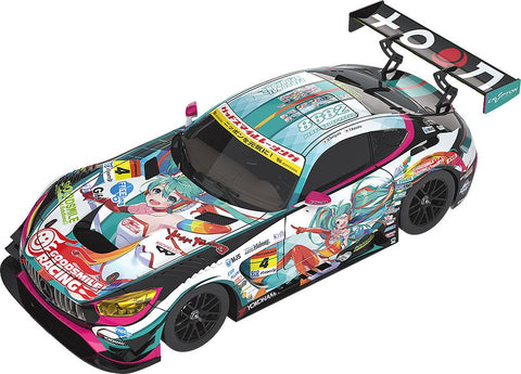 1/64 Scale Good Smile Hatsune Miku AMG 2016 Super GT Ver. Pre-order Good Smile Racing