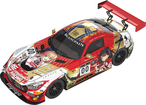1/64 Scale Goodsmile Racing & Type-Moon Racing 2019 Spa24H Test Day Ver. Pre-order Good Smile Racing