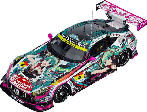 1/43rd Scale Good Smile AMG 2020 Super GT Okayama Test Ver. No Longer Available Good Smile Racing