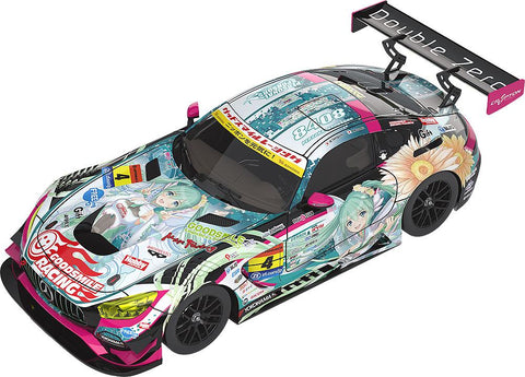 1/18th Scale Good Smile Hatsune Miku AMG 2017 Super GT Ver. No Longer Available Good Smile Racing