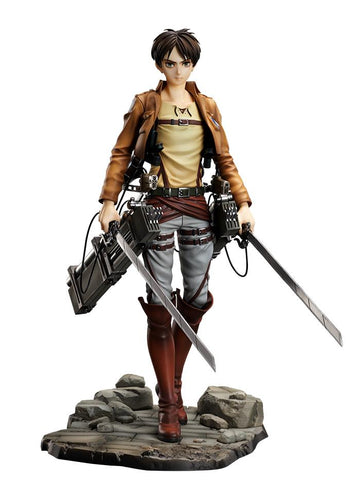 Attack on Titan: Eren 1/7 Scale Figure Pre-order Hobby Max