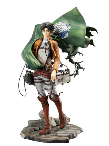 Attack on Titan: Levi 1/7 Scale Figure Pre-order Hobby Max
