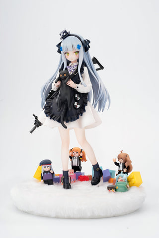 Girl's Frontline: HK416 (Gift From The Black Cat Ver.) 1/7 Scale Figure Pre-order Hobby Max
