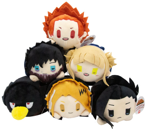 My Hero Academia: Mochibi Series 2 Base Set 6 Piece PDQ Plush Pre-order Infinifan