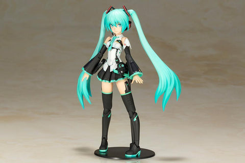 Frame Arms Girl: Frame Music Girl Hatsune Miku Model Kit Pre-order Kotobukiya