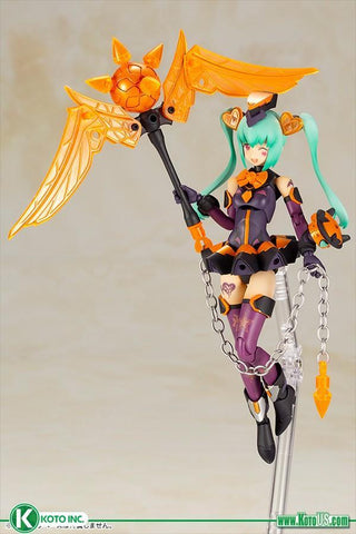 Megami Device: Chaos & Pretty Magical Girl Darkness Model Kit Pre-order Kotobukiya