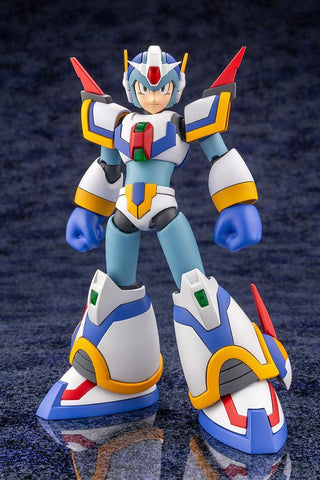 Mega Man: Mega Man X Force Armor Model Kit No Longer Available Kotobukiya