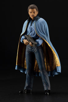Star Wars: Lando Calrissian The Empire Strikes Back Ver. ARTFX+ Statue No Longer Available Kotobukiya