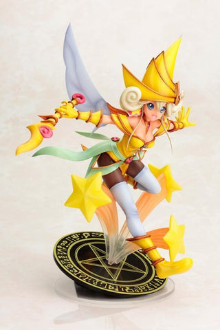 Yu-Gi-Oh: The Dark Side Of Dimensions Lemon Magician Girl -The Movie- Ani Statue Pre-order Kotobukiya
