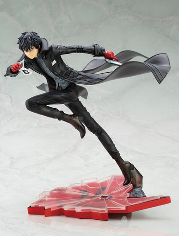 Persona5: ARTFX J Hero Phantom Thief Ver. 1/8 Scale Figure No Longer Available Kotobukiya