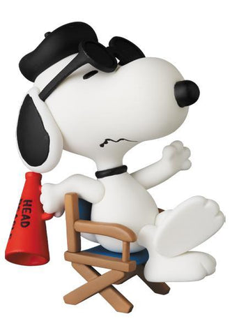 UDF Peanuts Series 11: Film Director Snoopy Pre-order Medicom Toy